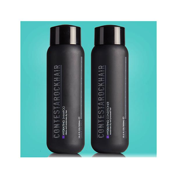 shampoo e conditioner idratanti