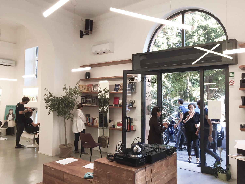 CRH salone parrucchiere Testaccio