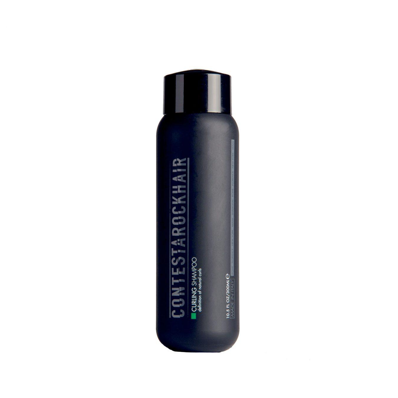 curling shampoo