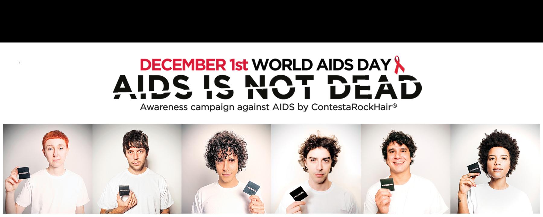 Aids in not dead