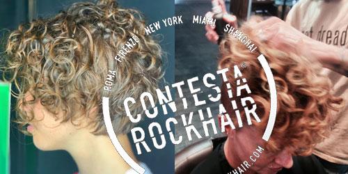 ragazze capelli ricci