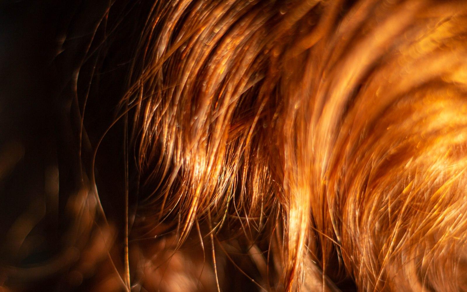 capelli rossi tinti tonalità irlandese